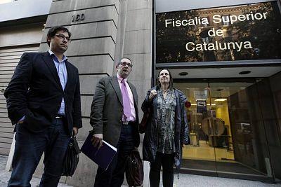 Fiscalía Superior de Cataluña presenta querella contra Puigdemont y el Govern por desobediencia, prevaricación y malversación