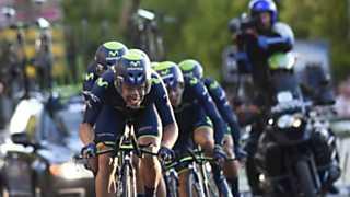 Vuelta Ciclista a España 2014 - 1ª etapa: Jerez de la Frontera - Jerez de la Frontera