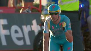 Vuelta ciclista a España 2013 - 1ª etapa: Vilanova de Arousa - Sanxenxo