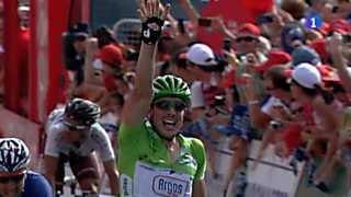 Vuelta ciclista a España 2012 - 10ª etapa:Ponteareas-Sanxenxo