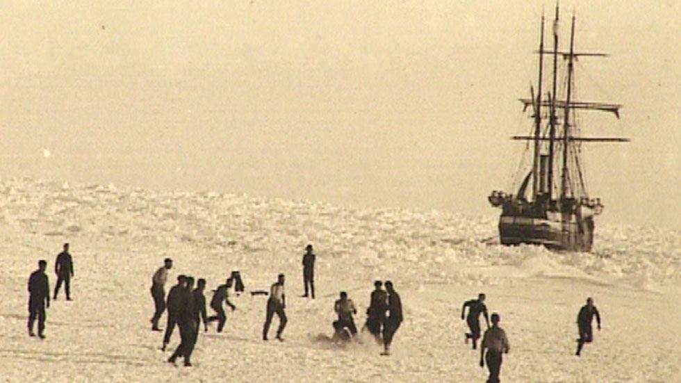 100 años desde que el Endurance quedó atrapado para siempre en el hielo