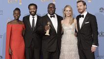 Ir al Video'12 años de esclavitud' mejor película dramática en los Globos de Oro 2014