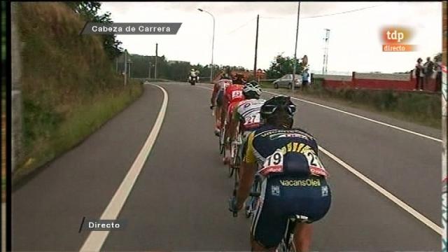 Vuelta a España. Etapa 12: Ponteareas - Pontevedra desde Pontevedra - 01/09/11. Primera parte