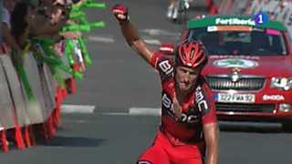 Vuelta ciclista a España 2012 - 13ª etapa: Santiago de Compostela-Ferrol