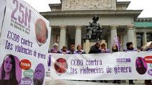 Ir al Video13 millones de mujeres sufren violencia de género en Europa