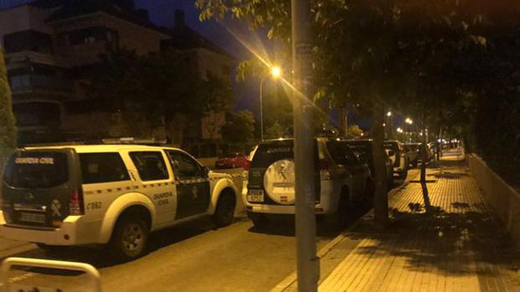 15 agentes heridos y 27 detenidos en una batalla campal en las fiestas de Majadahonda