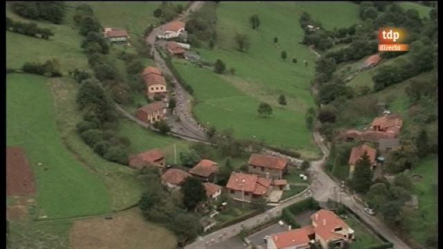 Vuelta a España. Etapa 15: Avilés - Alto de L'Angliru - 04/09/11. Primera parte