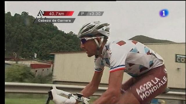 Vuelta a España. Etapa 15: Avilés - Alto de L'Angliru - 04/09/11. Segunda parte