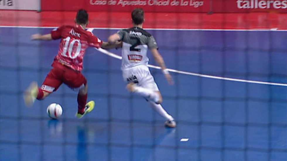 Fútbol Sala - Liga Nacional 15ª jornada: El Pozo Murcia - Aspil Vidal Ribera Navarra