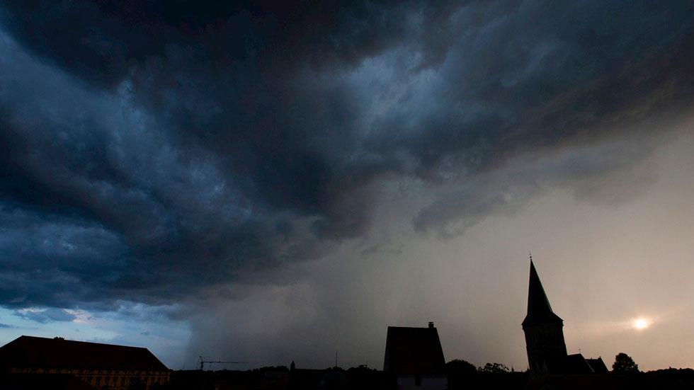 15 provincias estarán en alerta por tormentas