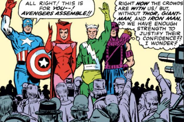 En el Nº 16, Stan Lee y Jack Kirby sorprendieron a los lectores