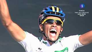 Vuelta ciclista a España 2012 - 17ª etapa: Santander-Fuente Dé