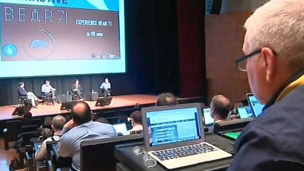 Cámara abierta 2.0 - 18º Congreso Periodismo Digital, Notas aparte, Rocky Horror Madrid...