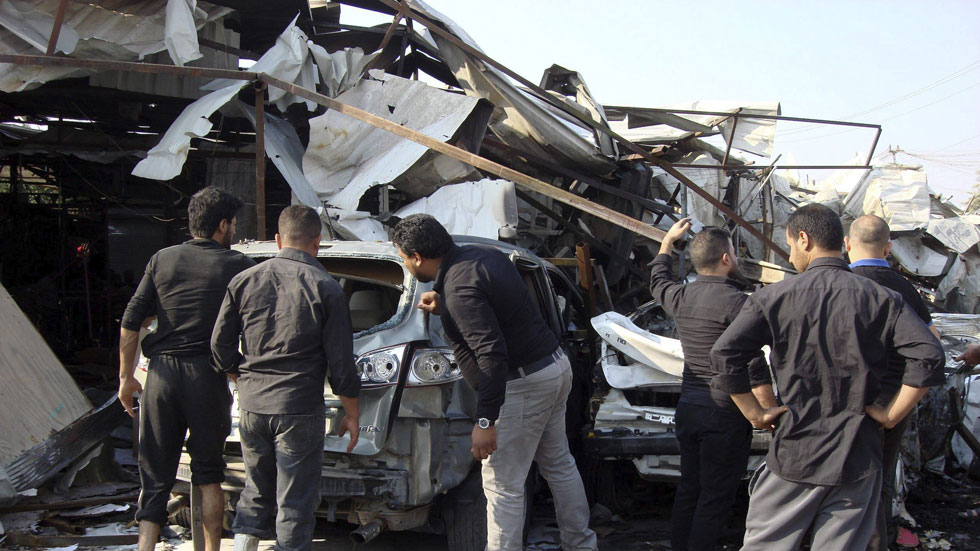 18.000 muertos en 10.000 atentados en todo el mundo en 2013