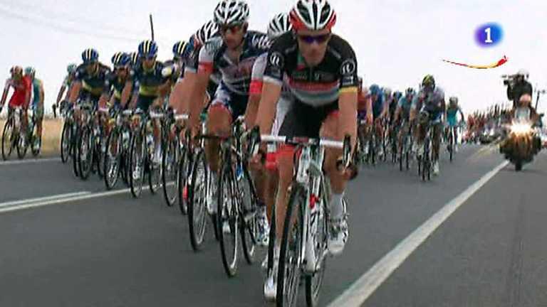 Vuelta ciclista a España 2012 - 19ª etapa: Peñafiel-La Lastrilla