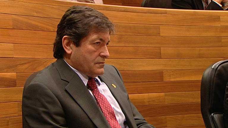 Segundo día del debate de investidura en Asturias