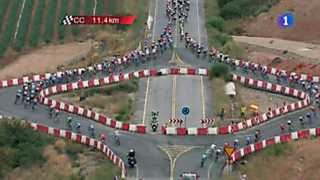 Vuelta ciclista a España 2012 - 2ª etapa: Pamplona - Viana