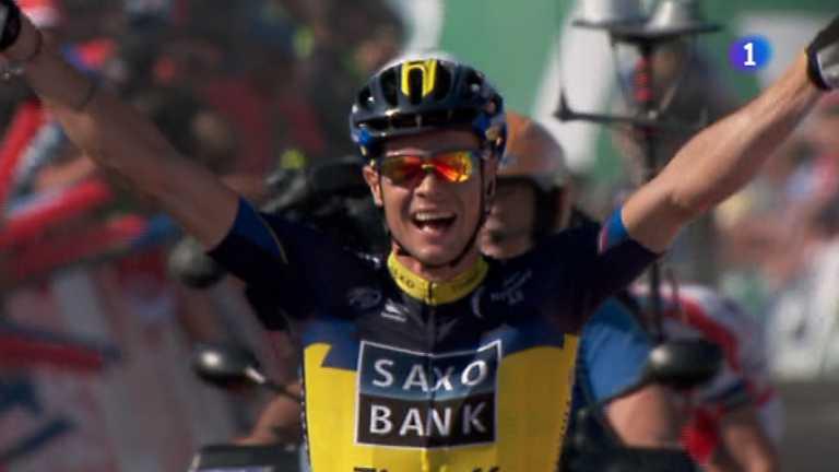 Vuelta ciclista a España 2013 - 2ª etapa: Pontevedra - Baiona. Alto Do Monte Da Groba