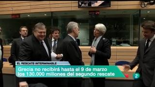 La 2 Noticias  - 01/03/12