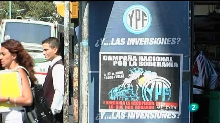 La 2 Noticias - 12/04/12