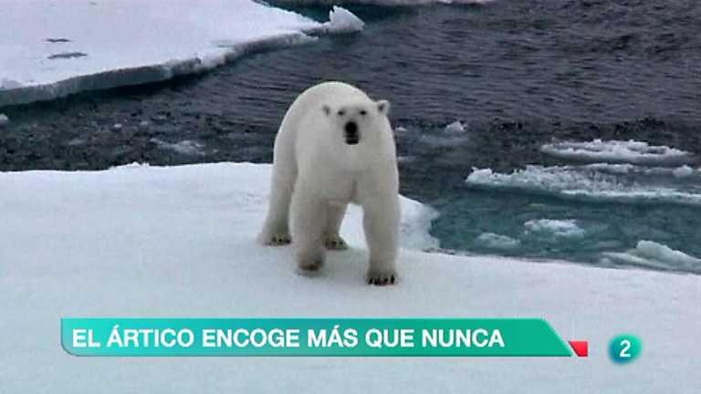 La 2 Noticias - 27/08/12