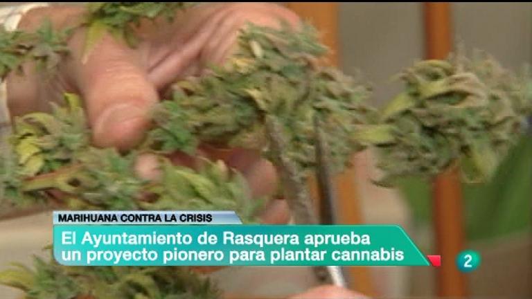 La 2 Noticias - 29/02/12