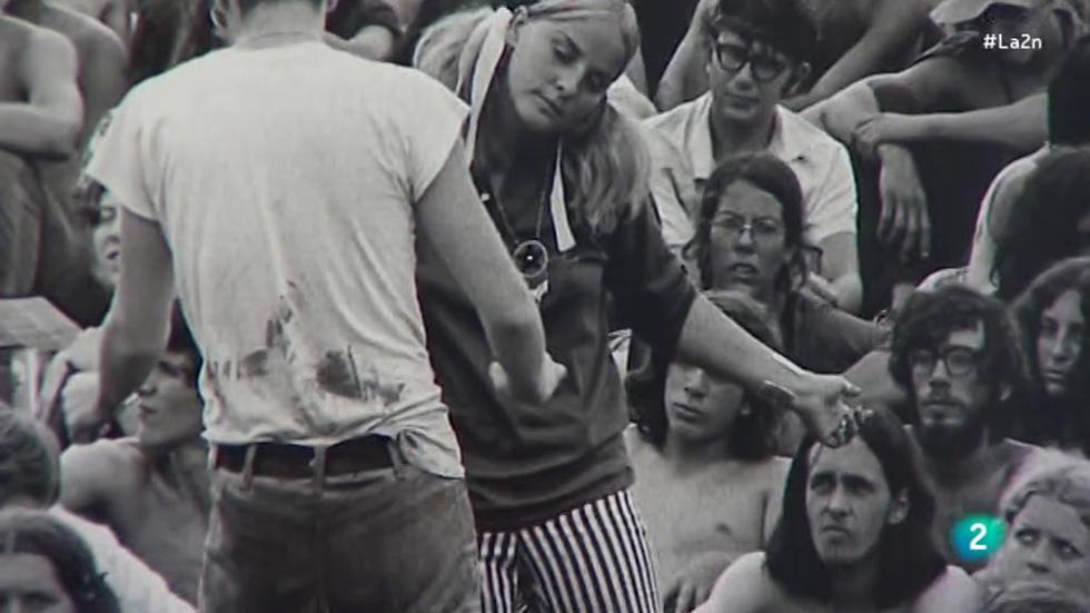 La 2 Noticias - Mad Cool Festival rinde tributo a Woodstock
