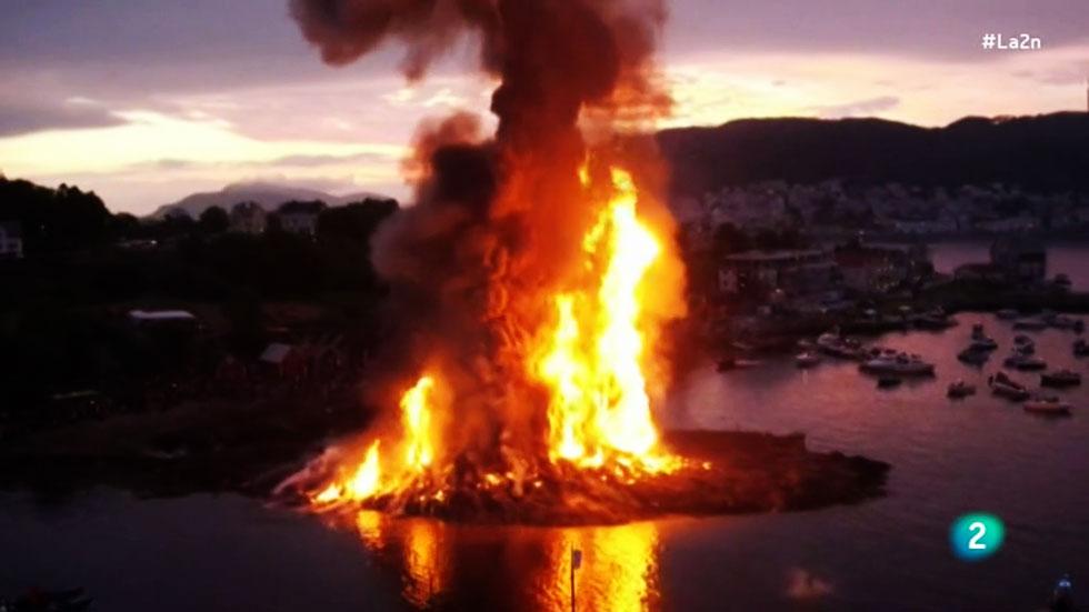 La 2 Noticias - San Juan a la escandinava