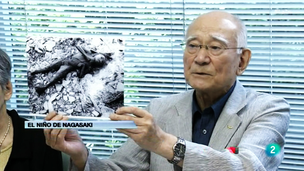 La 2 Noticias - Shoji, el niño de Nagasaki