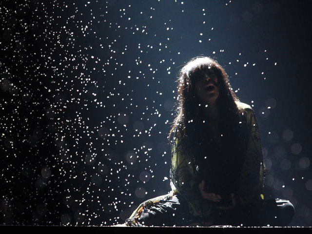 """""""¿Por qué no emitieron la segunda semifinal de Eurovisión en RTVE.es?"""""""