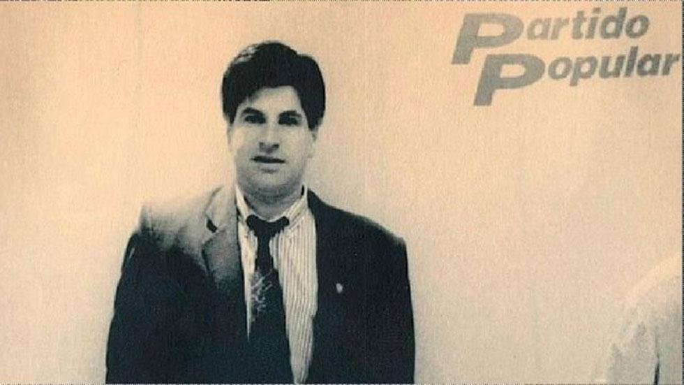 Se cumplen 20 años del asesinato a manos de ETA del concejal del PP Gregorio Ordóñez