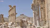 Ir al VideoUn 20% de los bienes culturales de Palmira se han perdido por la destrucción del EI