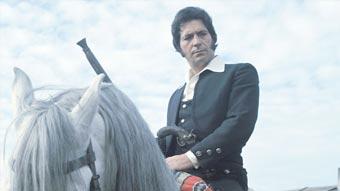 Curro Jiménez, una serie que marcó la Transición