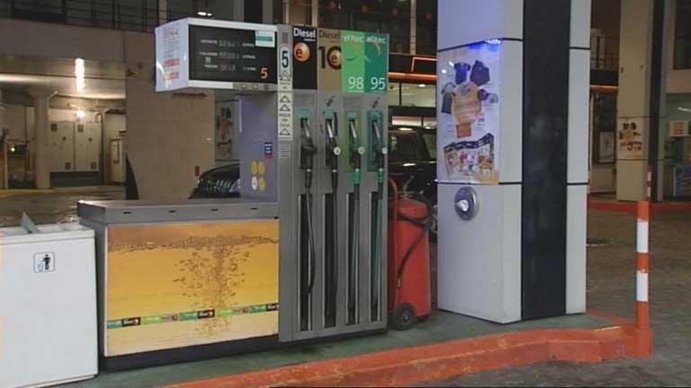 En 2012 subió el precio de los carburantes a pesar de la caída en el consumo
