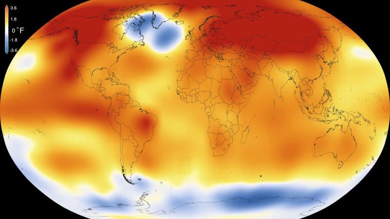 Más de 800 científicos pide a Trump que no niegue el cambio climático