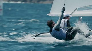 """Vela - 2017 ISAF Sailing World Cup """"Santander"""""""
