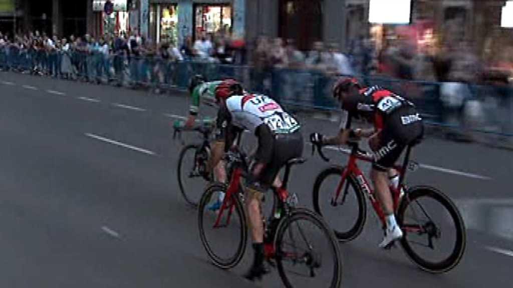 Vuelta Ciclista a España 2017 - 21ª etapa: Arroyomolinos - Madrid (2)