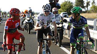 Etapa 21 - Vuelta Ciclista a España 2016: Las Rozas - Madrid