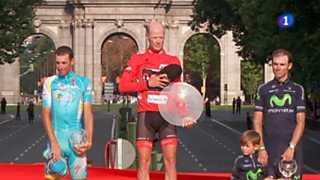 Vuelta ciclista a España 2013 - 21ª etapa: Leganés - Madrid