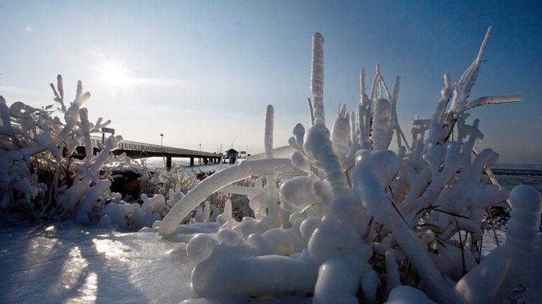 Mueren más de 220 personas en Europa por la ola de frío