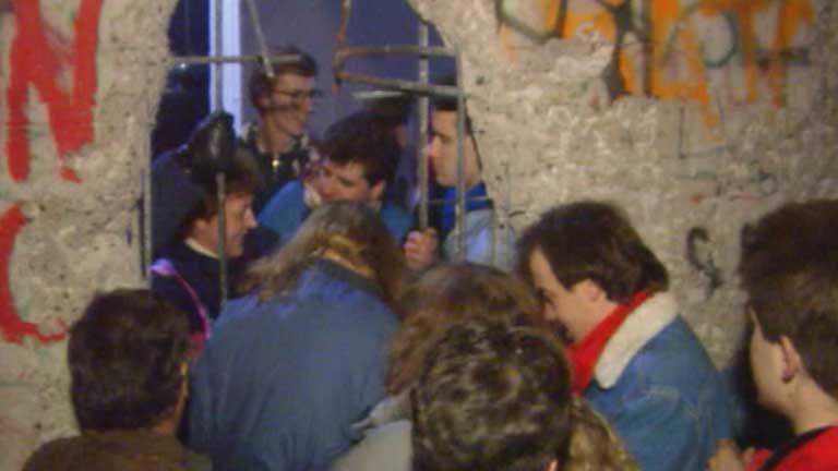 24 años de la caída del muro de Berlín