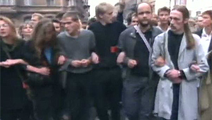 Veinticinco años de las manifestaciones de Lepzig, el principio del fin del muro de Berlín