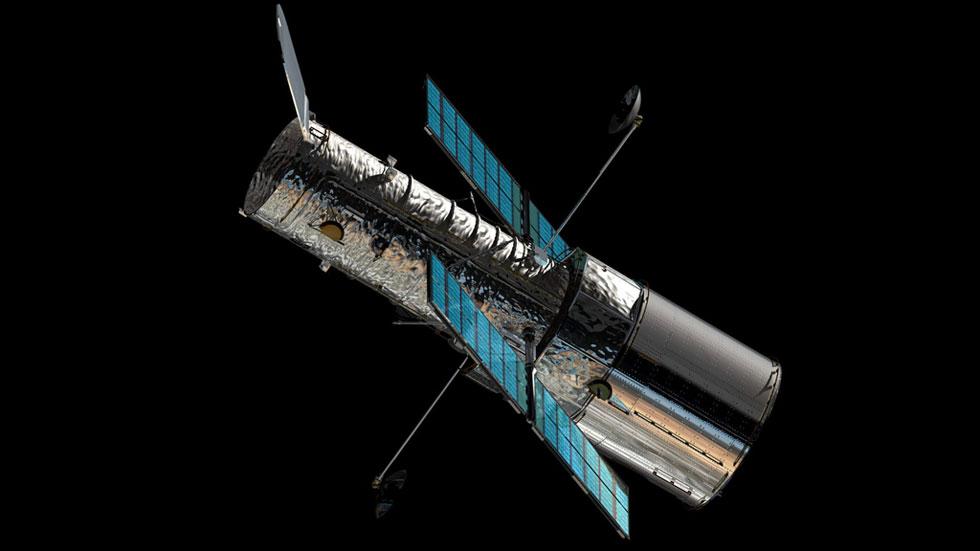 Se cumplen 25 años del lanzamiento del telescopio espacial Hubble