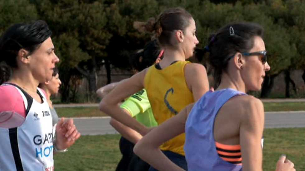 Atletismo - 261 Women's Maraton