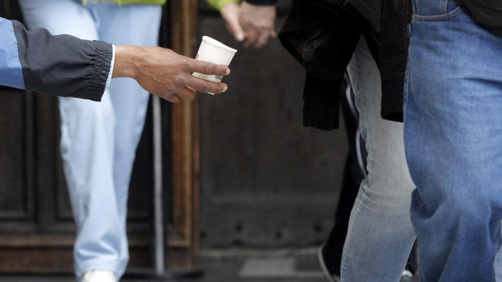 El 27,3% de la población española está en riesgo de pobreza o de exclusión social