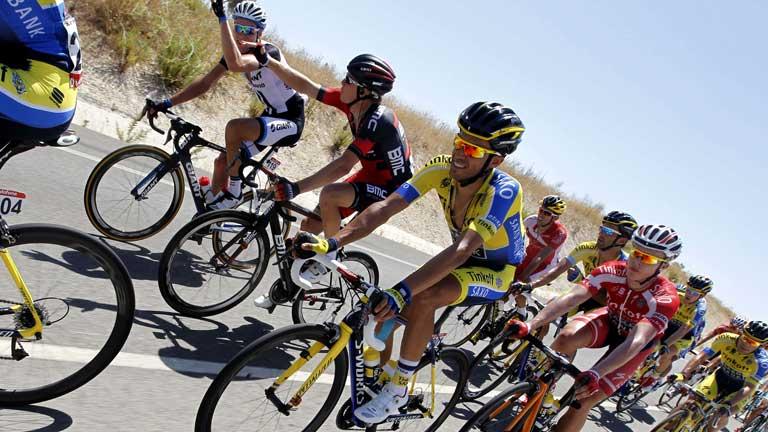 Vuelta Ciclista a España 2014 - 3ª etapa: Cádiz - Arcos de la Frontera