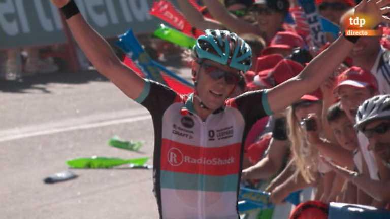 Vuelta ciclista a España 2013 - 3ª etapa: Vigo - Mirador de Lobeira - Vilagarcía de Arousa