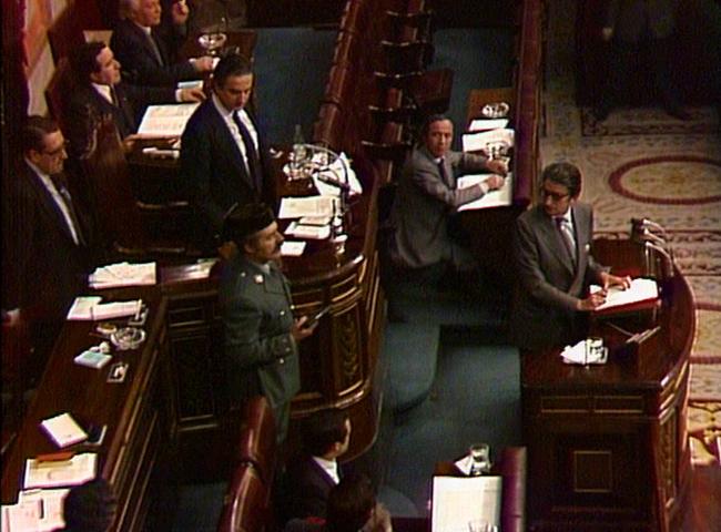 Se cumplen 30 años del intento de golpe de estado del 23-F