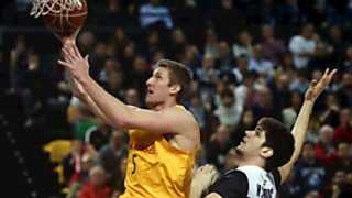 Baloncesto - Liga ACB. 30ª jornada: Dominion Bilbao Basket - FC Barcelona Lassa