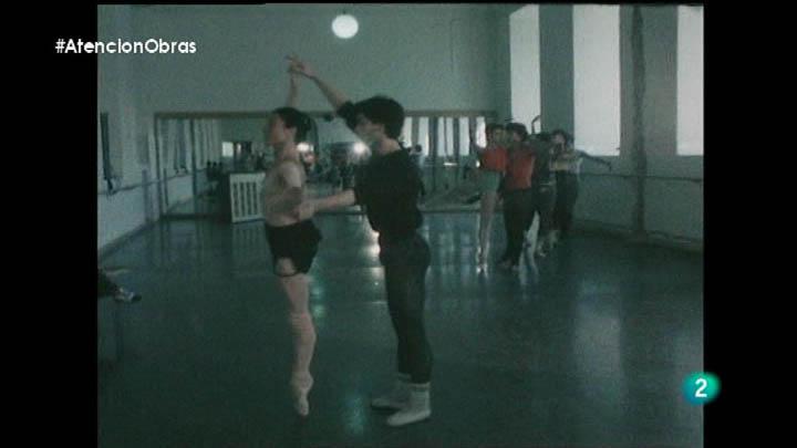 Atención obras -  35 años de danza clásica